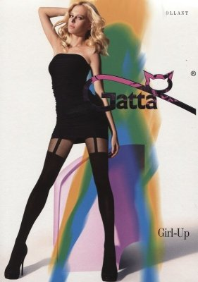 Gatta Girl-Up nr 01 punčochové kalhoty