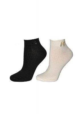 Milena 0859 Dámské kotníkové ponožky