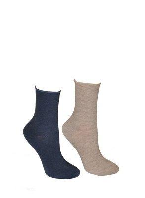 Bratex Women 0136 Hladké dámské ponožky