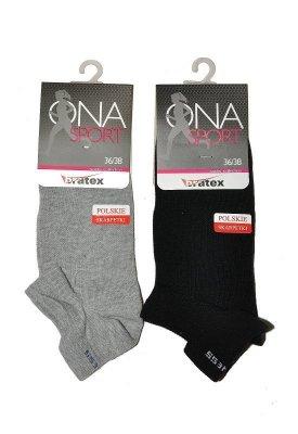 Bratex Ona Sport 7030 Dámské sportovní ponožky,