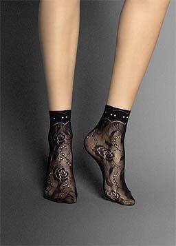 Veneziana Milano Dámské ponožky