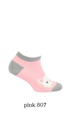 Wola animals W31.01P 6-11 lat dívčí ponožky