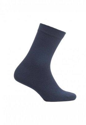 Wola W3400 6-11 lat Jednobarevné ponožky