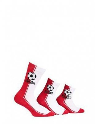 Wola W24.150 Mundial 2-6 lat chlapecké ponožky