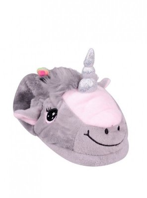 YO! OB-045 Girl Unicorn 24-29 Dívčí pantofle