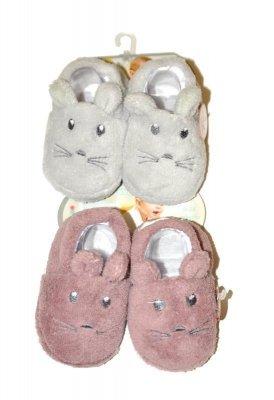 RiSocks  myši art.3201 Dětské pantofle