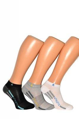 WiK Sneaker Socks art.16491 pánské kotníkové ponožky
