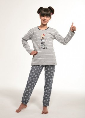 Cornette Kids Girl 974/112 Little Bear 86-128 Dívčí pyžamo