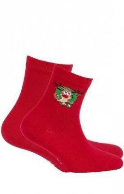 Wola W24.155 2-6 lat ponožky sváteční