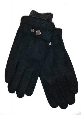 YO! R-152 Pánské semišové rukavice