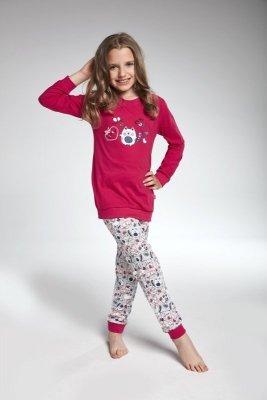 Cornette 594/92 Kids Kitten Dívčí pyžamo