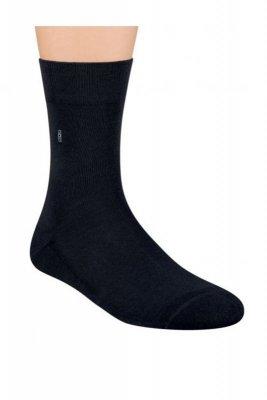 Steven polofroté 003 Pánské ponožky