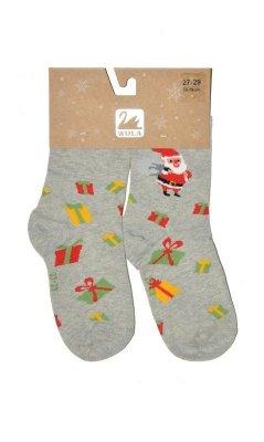 Wola W34.01P 6-11 let Vánoční ponožky