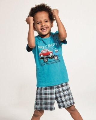 Cornette Kids Boy 789/80 Car Transporter  86-128 chlapecká pyžama