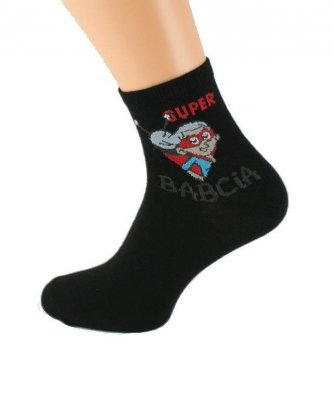 Bratex Classic Dla Babci Ponožky