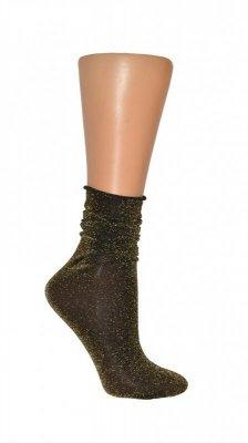 Veneziana Flavia Lurex dámské ponožky