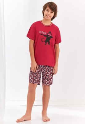Taro Damian 1111 146-158 L'20 chlapecké pyžamo
