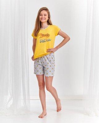 Taro Eryka 2383 146-158 L'20 dívčí pyžamo