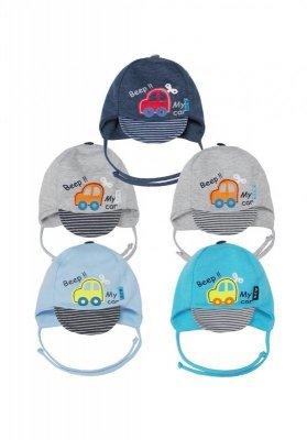AJS 40-025 chlapecké čepice