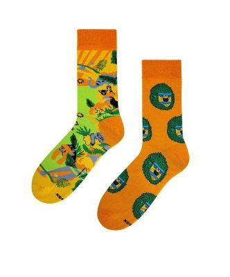 Bratex Popsox 8439 nepárové ponožky