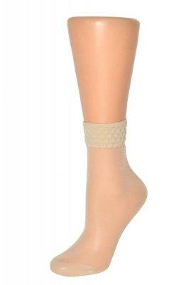 Veneziana Bordo Alveare dámské ponožky