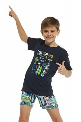 Cornette 790/85 Young Surfer Chlapecké pyžamo