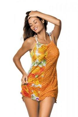 Marko Jenna Incas M-416 (1) Plážové šaty