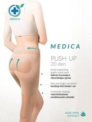 Gabriella Medica Push Up 20 den Punčochové kalhoty