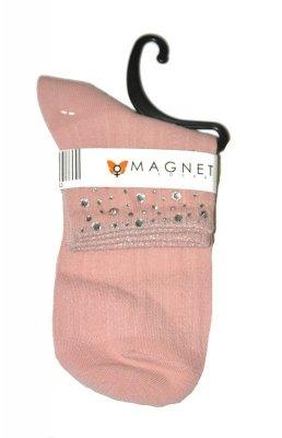 Magnetis 3005 lesklé kamínky Ponožky