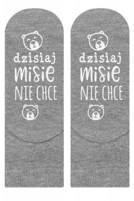 Soxo Życiowe instrukcje 4203 - dzisiaj misie.. Dětské ponožky
