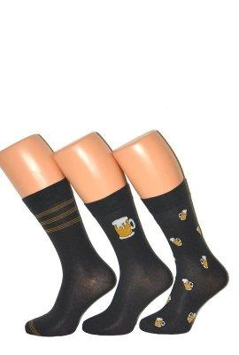 Cornette Premium A41 A'3 Pánské ponožky