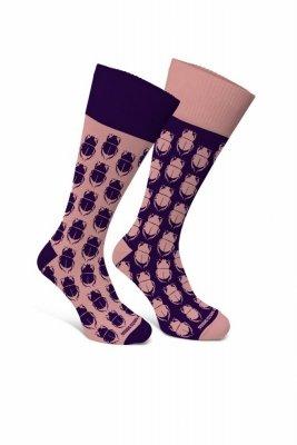 Sesto Senso Finest Cotton Duo Broučci Ponožky