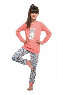 Cornette 353/115 Llama Dívčí pyžamo