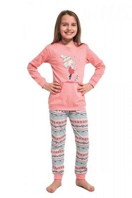 Cornette 594/107 Walk Dívčí pyžamo