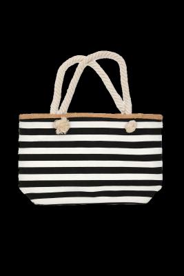 Henderson Ladies  Feliss 51x33cm 38131-99X bílo-černá Plážová taška