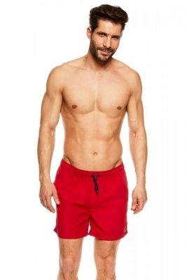 Henderson King 36841-33X červené Plavkové šortky