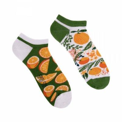 Spox Sox Oranges Ťapky