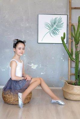 Knittex Ballerina 20 den Dívčí punčochové kalhoty