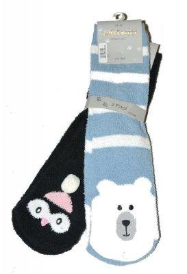 WiK 37610 Softi Soxx A'2 ABS Ponožky