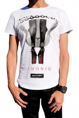 Demoniq TSHFW002 Pánské tričko