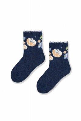 Steven art.138 Cotton Candy Ponožky