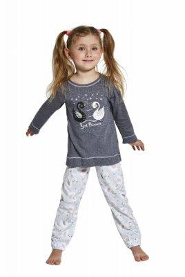 Cornette 380/131 Young Swan Dívčí pyžamo