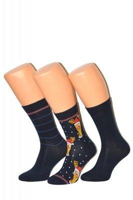 Cornette Premium A46 A'3 Pánské ponožky