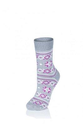 Tak Winter 1320 frotte Dámské ponožky