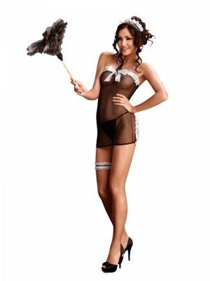 Me Seduce Flavia Pokojská Erotický kostým