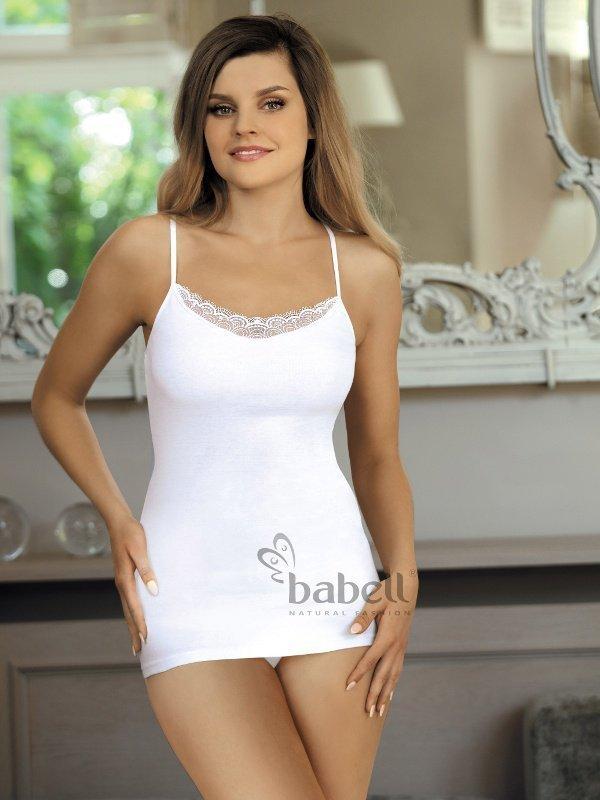 Babell Bogna bílá Košilka - Košilky a spodničky - Dámské spodní prádlo 648e05e31e