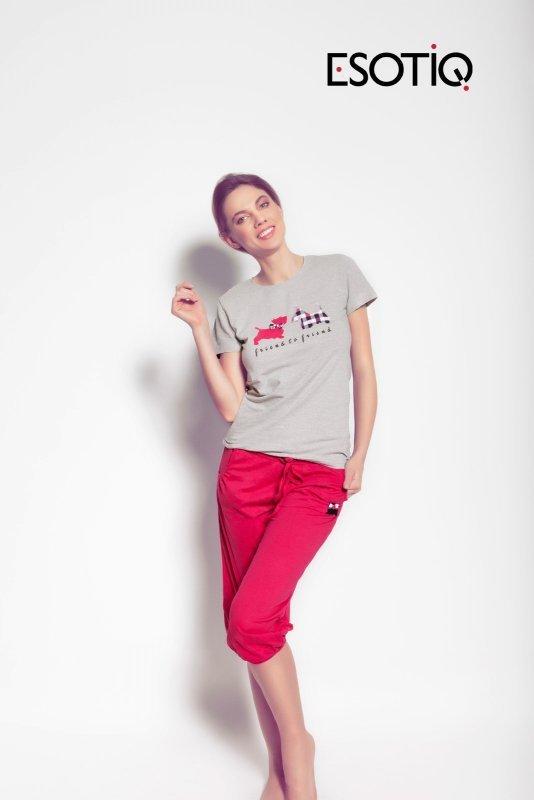 Esotiq Miro 31227-09X 31229 -43X Dámské pyžamo