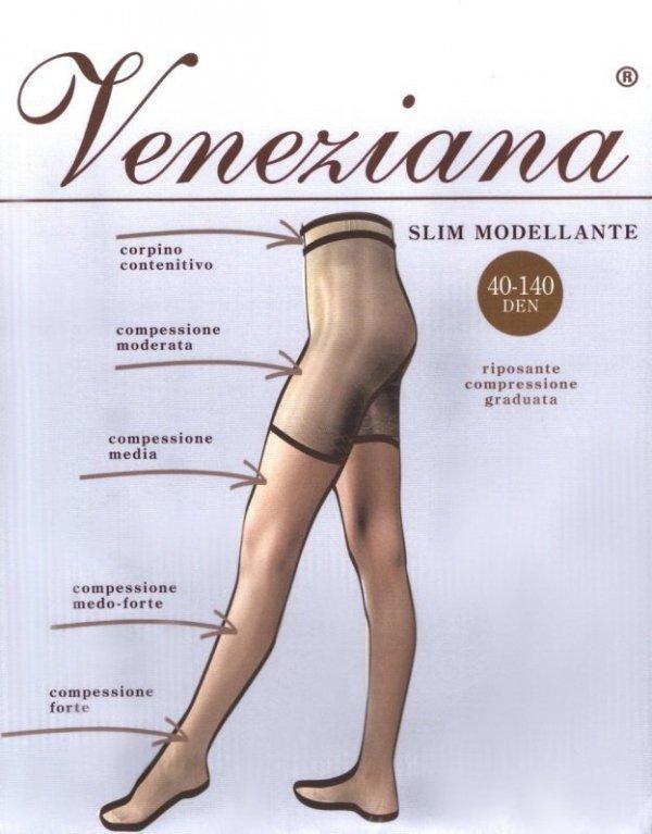 Veneziana Slim 40 Punčochové kalhoty