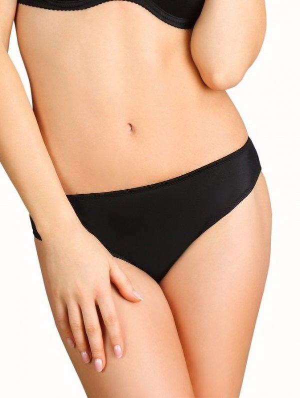 Lupoline 106 černá tanga, kalhotky