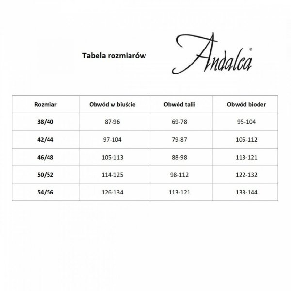 Andalea M/1037 Komplet